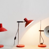 Loft design Régi íróasztali lámpa alte Schreibtischlampe old desk lamp