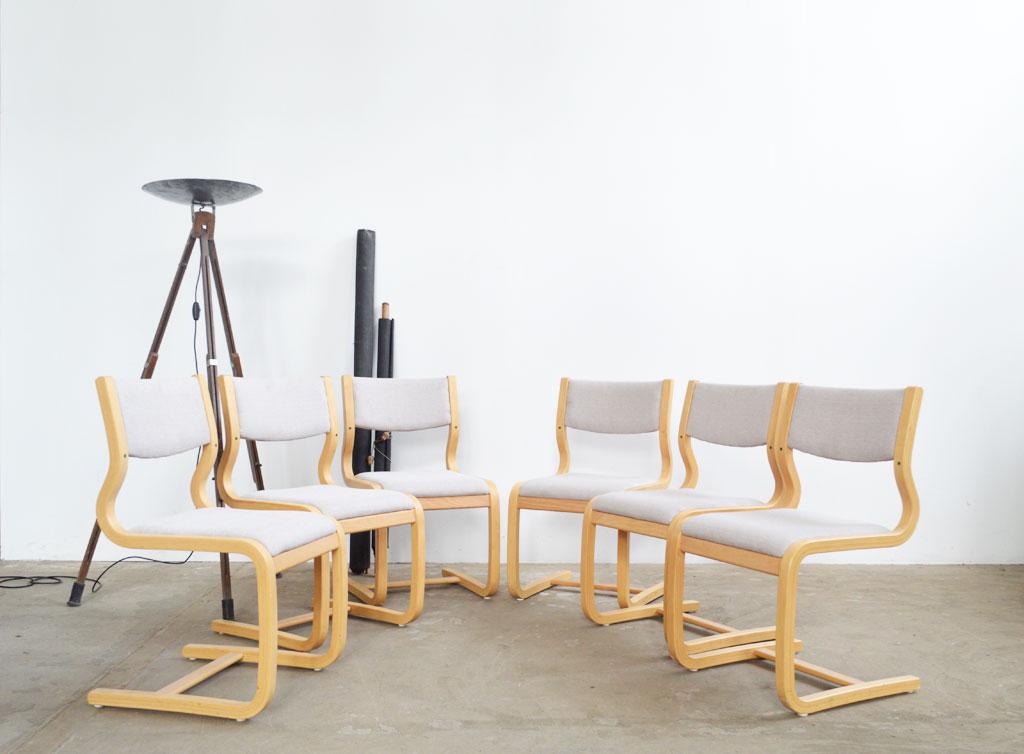 Dänische Design Stühle (2 St)