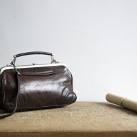 Loft deign vintage fashion retikül reticule woman's small handbag Fadenkreuz