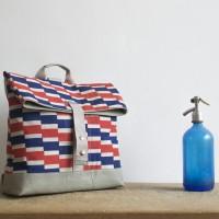 Loft design bag hátizsák gumimatracból backpack mattress Rucksack Matratze camping