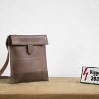 Loft design bag bőr válltáska Leder Umhängetasche leather shoulder bag