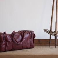Loft design bag Vintage Handtasche leder carryall leather retro bőr kézitáska