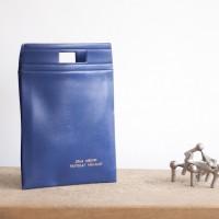 Loft design bag vintage leatherette Kunstleder Tasche retro műbőr táska