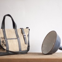 Loft design Recycled weekend bag Weekender Tasche
