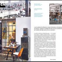 loft design artkraft industrial interior gyár loft factory industrie fabrik interior, Octogon Magazin